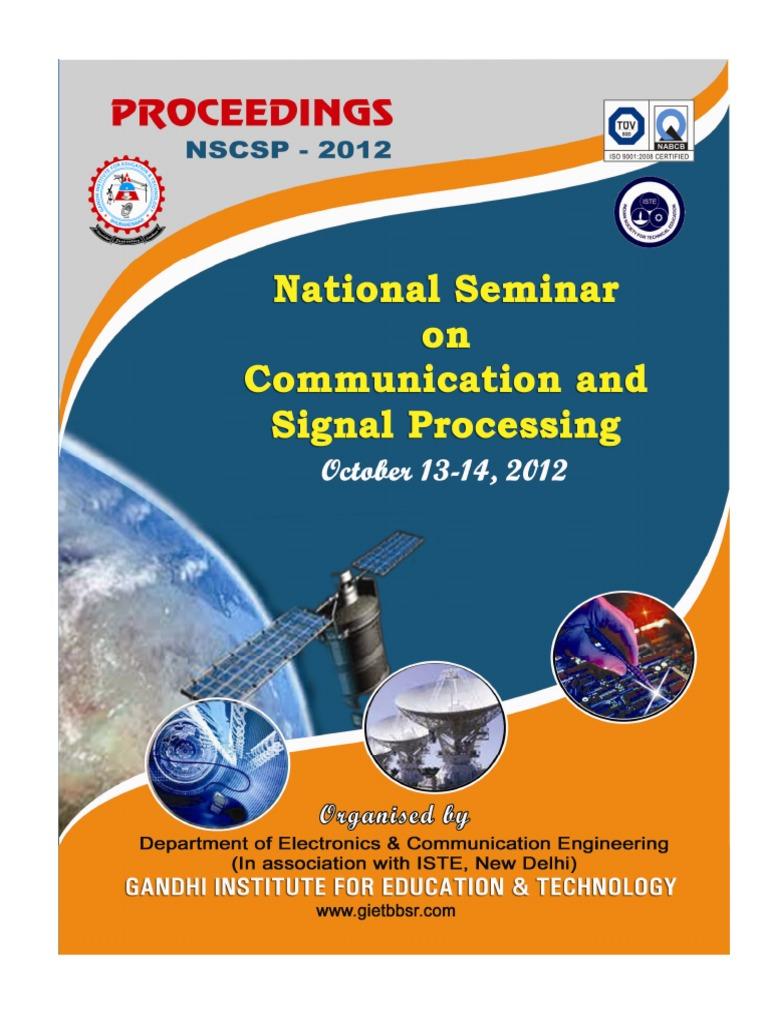 NSCSP (Proceeding) 2012.pdf | Near Field Communication | Electronics