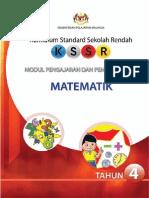Modul P&P Matematik Tahun 4