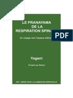 Le Pranayama de La Respiration - Yogani