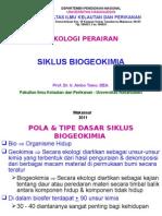 Ekologiperairan2007 2008 4siklusbiogeokimia Revisi 121007222440 Phpapp02