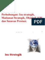 isu strategik, matlamat strategik, objektif kpi dan sasaran.pptx