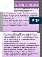 Major Books of Hadeeth Part 2
