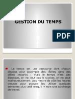 GESTION DU TEMPS.pptx