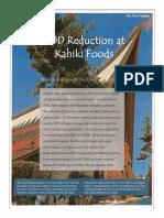Kahiki Foods Case Study