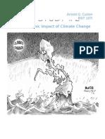 Economic Impact of Climate Change