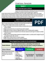 7th grade 3rd quarter planning guide sy14-15 draft version b