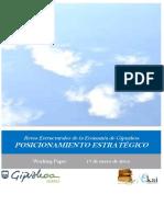 Retos Estructurales de la Economia de Gipuzkoa. POSICIONAMIENTO ESTRATEGICO