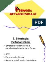 INTEGRAREA METABOLISMULUI c1