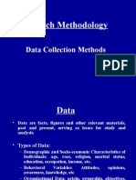 Chapter10 Data Collection Methods