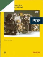 manuel pompe Bosch Ve