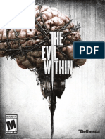 Evil Within PS3 Maual