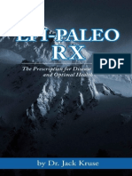 Epi-paleo Rx the Prescription for Disease Reversal