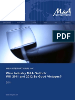 Wine Industry Report April2011