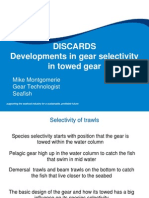Montgomerie 2014 Discards Gear Selectivity