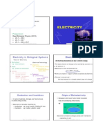 Electricity Lecture 1 Annotated