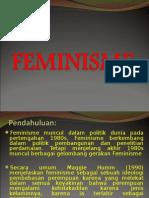 Teori FEMINISME