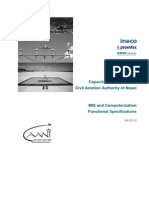 4. MIS and Computerization Functional Specifications