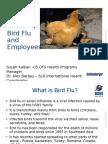 Bird Flu for Employees