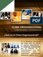 2 clima organizacional