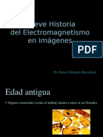 Historia Electromagnetismo