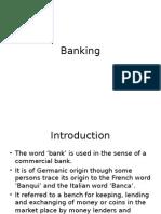 1 Banking