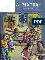 Alma Mater - The High School RPG
