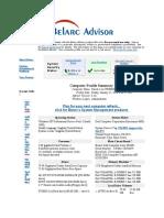 Belarc Advisor Current Profile