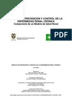 MODELO Enfermedad Renal Crónica 2005