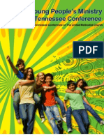 2010 Young People's Ministry of The Tennessee Conference Events Magazine