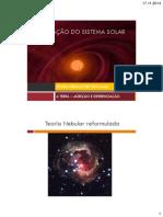 Origem do universo - Formação da terra