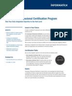 Informatica Ds Ges Certification 6830