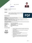 Resume Majid Ashraf ACMA