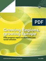 Growing Regions Growing Europe
