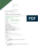 Integración Implícita de Circuitos RL y RC