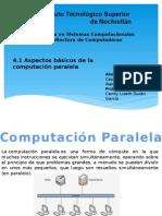 Aspectos Basicos de La Computacion Paralela