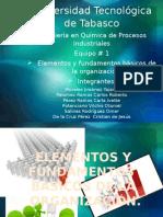 Admininistracion elementos y fundamentos de la administracion