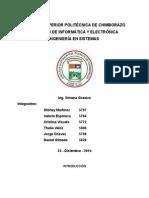 Informe Macroeconomía