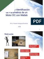 Aplica Toolbox de Identificación con Matlab