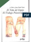 El niño del espejo [Francoise Dolto & Juan David Nasio].pdf