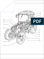 Fiat 80-90 Tractor Workshop Repair Service Manual