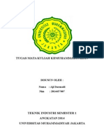 UMJ-TI-Tugas Muhammadiyah Aji Darmadi