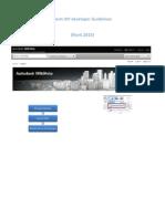 Revit 2013 API Developer Guide
