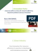 Eco Innovation Parks