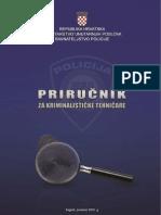 Prirucnik Za Kriminalisticke Tehnicare v1 2010-12-28