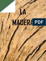 Trabajo de Investigacion -La Madera Oficial