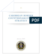 Caribbean Counternarcotics Strategy