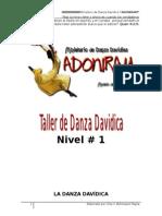 1.- Nivel # 1 Danza Davidica