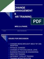 Change Management & Hr Training