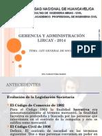 CLASE 06 Presentacion Ley Sociedades
