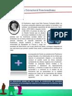 2.6.1 Positivismo y Estructural Funcionalista